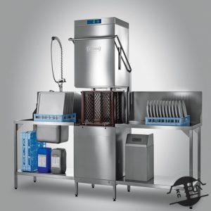 Hobart AMXXLA Doorschuifwasmachine zonder ingebouwde waterontharder