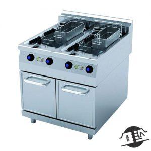 JEMI FRE90/2 Elektrische friteuse