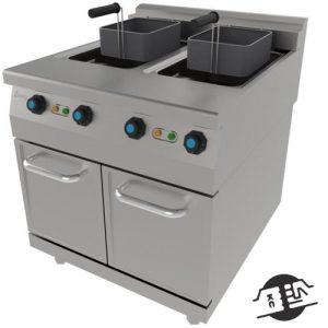 JEMI FRE915/2 Elektrische friteuse