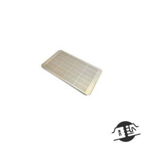 Alto-Shaam RVS lekrooster 1/1 GN t.b.v. D en DN warmhoudladen