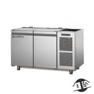 Coldline TS13/1ME 2 deurs koelwerkbank zonder blad