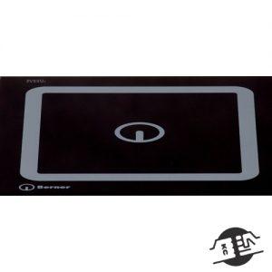 Berner BI1EGGF5 Drop-in inductie kookplaat
