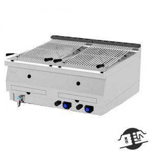 JEMI SPLG70/2 Gas lava-grill