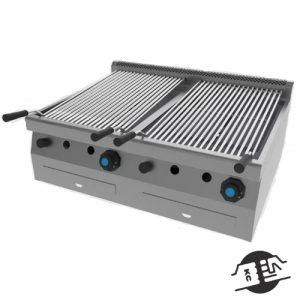 JEMI SPG60/2 Gas grill opzet-model