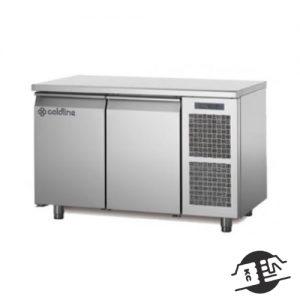 Coldline TP13/1B Vrieswerkbank 2-deurs