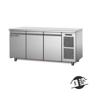 Coldline TP17/1ME Koelwerkbank 3-deurs