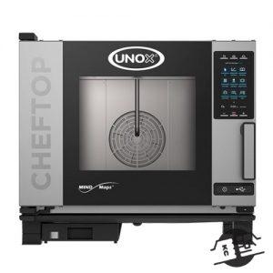 Unox XEVC-00511-GPR ChefTop (GN1/1)x05 Mindplus