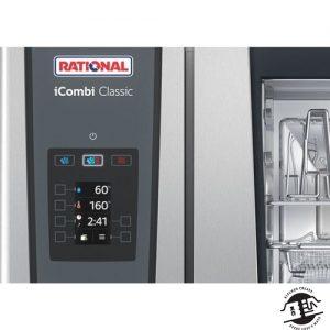Rational iCombi Classic 6-1/1 Gas
